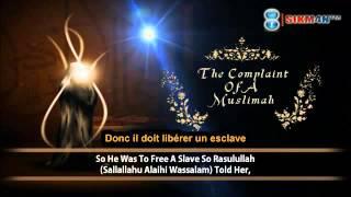 La femme qui s'est plaint à Allah de son mari (Emouvant) - Mufti Menk