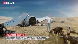 31 октября 2015 года на Синае разбился самолет Шарм-эль-Шейх - Петербург