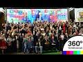 Фестиваль телекомпаний «Братина» стартовал в Дмитрове