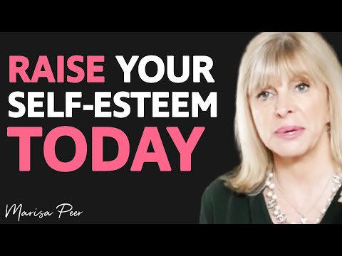 Self Esteem Mini-Course By Marisa Peer
