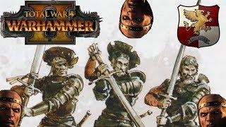 Can Sigmar Buffed Empire Greatswords take the DAWI? | Empire vs Dwarfs - Total War Warhammer 2