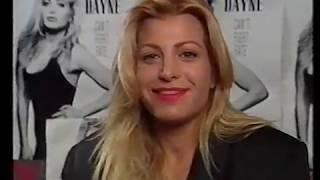 Taylor Dayne Interview (and joke!) on Australian MTV 1990