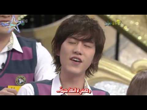 Kyuhyun Sing Better Than Original Singer {Arabic Sub}