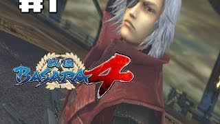戦国BASARA4 Sengoku Basara 4 Date Masamune [DMC DLC] Story Mode Walkthrough