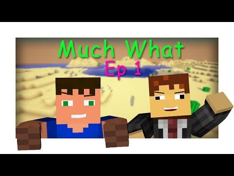 Minecraft: Much What, Such Strange Mods -- S2E01: Scarcity