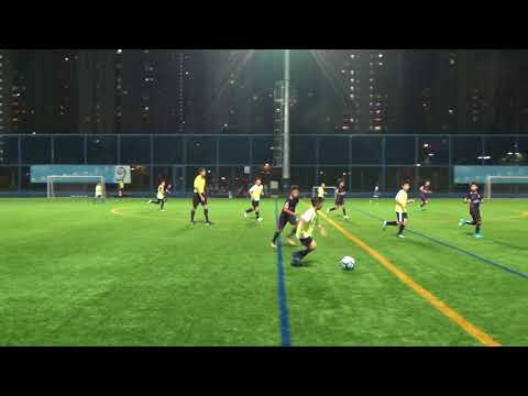 20170915 Double Flower U13 vs South China Second session Friendly Match
