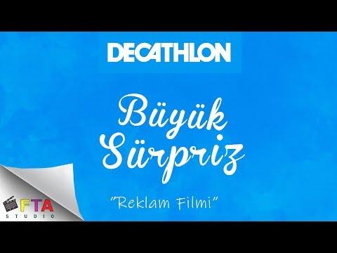 Decathlon Büyük Süpriz