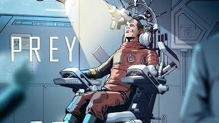 Prey - The History of TranStar Trailer