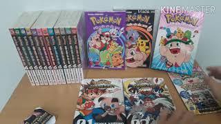 Truyện Pokemon Horizon & Pokemon Pippi RS