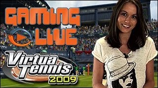 GAMING LIVE PS3 - Virtua Tennis 2009 - Marine Vs Rivaol - Jeuxvideo.com