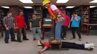 Funny Videos - Silent Library - Justin Bieber on Silent Library