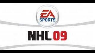 NHL 09 Карьера за игрока #1