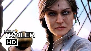 SKULL AND BONES Official Trailer (E3 2018) Game HD