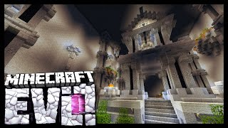 THIS IS ABSOLUTELY INSANE (MY CLUE)!! - Minecraft Evolution SMP - #61
