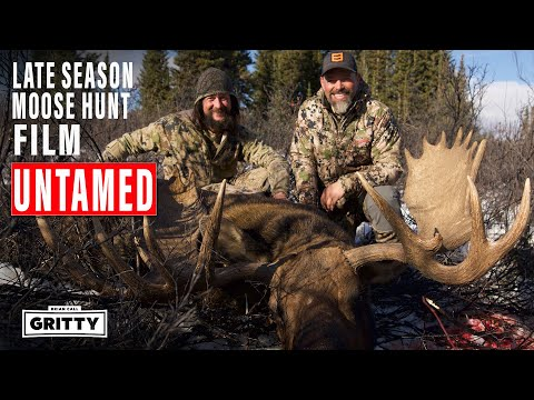 BIG CANADIAN MOOSE HUNT | UNTAMED BACKCOUNTRY | BRITISH COLUMBIA