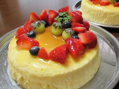 Decorated Fruit Cake Recipe