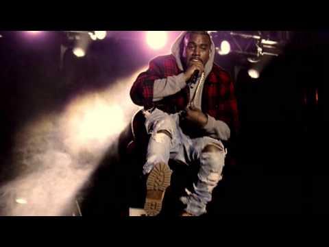 Kanye West Ft Vic Mensa & Sia-WOLVES
