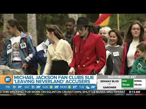 MJ fans suing 'Leaving Neverland' accusers Mp3
