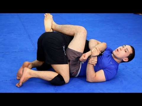 How to Do Kimura | MMA Fighting