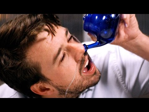 Thumbnail: People Try A Neti Pot For The First Time
