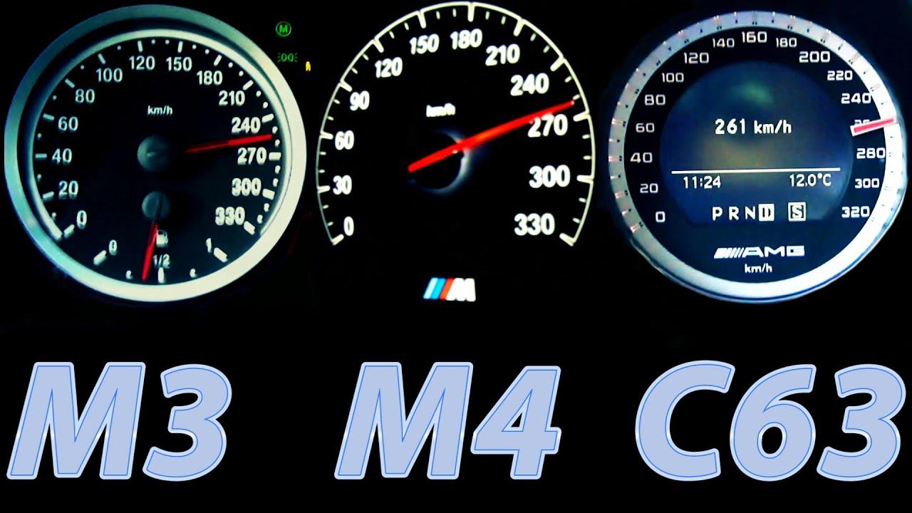 Audi S Vs Bmw M Vs Mercedes Benz C Amg