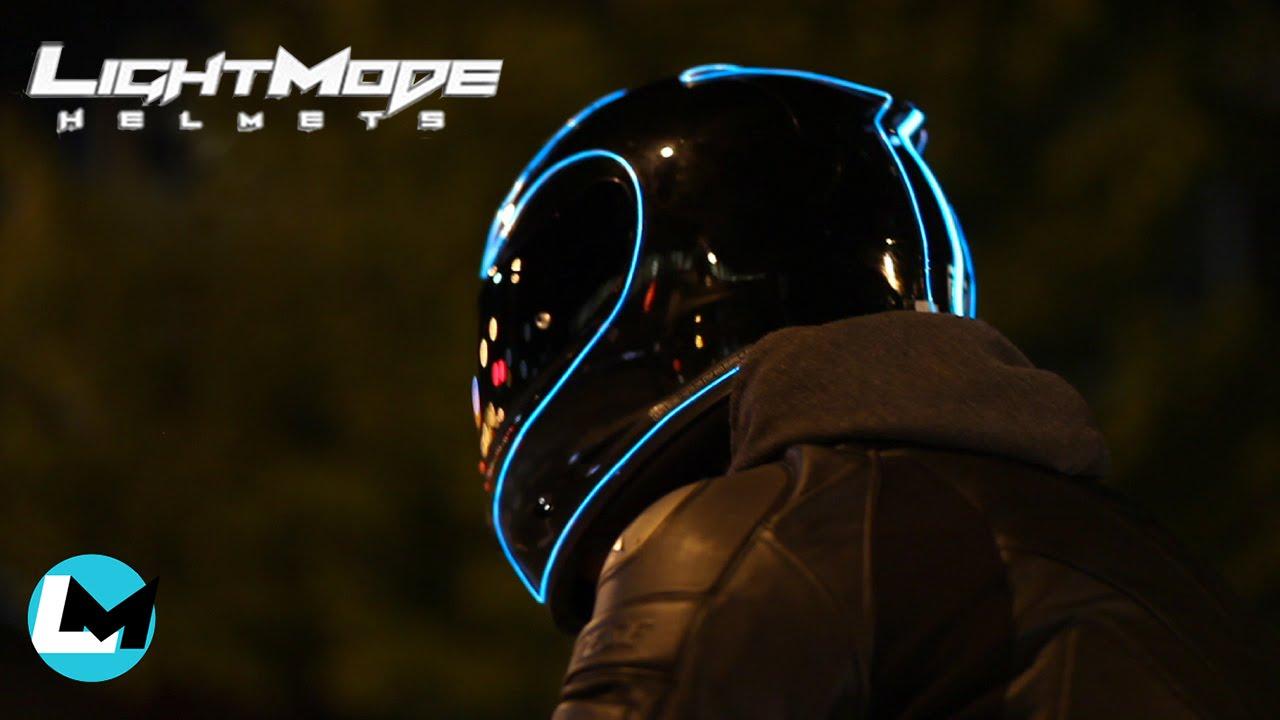 Lightmode Helmet Mod Install Review Youtube