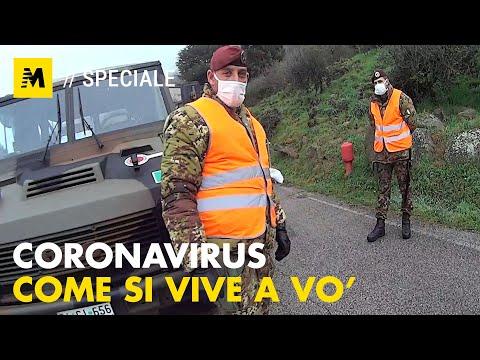 Dentro la zona rossa a Vò: Borile ci racconta la quarantena