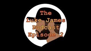 The Luke James Podcast Ep. 2: Eminem vs. MGK, Candyman, Terrifier, Horror Tropes, WWE Hell in A Cell