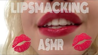 💋LIPSMACKING and Whispering (ear To Ear) ASMR