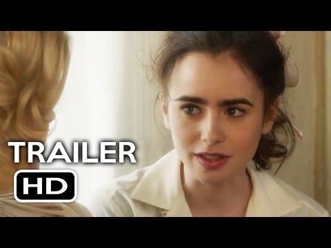 Rules Don't Apply Official Trailer #3 (2016) Lily Collins, Taissa Farmiga Drama Movie HD