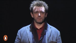 Michael Sheen reads from Philip Pullman's La Belle Sauvage - Penguin Random House Presents 2018