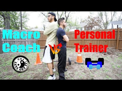 Whats The difference? | Macro Coach Vs. Personal Trainer