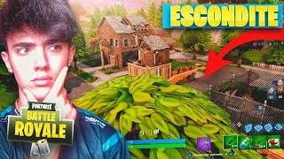 THE SECRET HIDE OF RETAIL ROW!! FORTNITE: Battle Royale - Agustin51