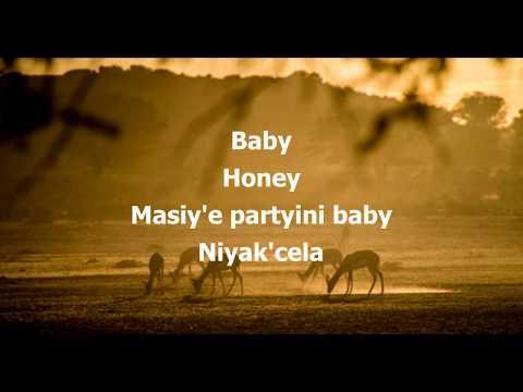 Shesha Geza - De Mthuda Ft Njelic (lyrics)