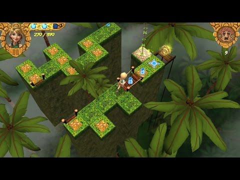 Traps and Treasures (by LynxAr Studio) - puzzle game for android - gameplay.