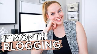 5 TIPS FOR NEW BLOGGERS: What you need to do your first month blogging | THECONTENTBUG screenshot 2