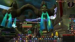 World of Warcraft Чёрный храм и второй клинок Аззинота(Третий заход, и как обычно всё падает не на того, кому нужно =) Освобождение расы пеплоустов (осквернённых..., 2015-01-08T10:15:51.000Z)