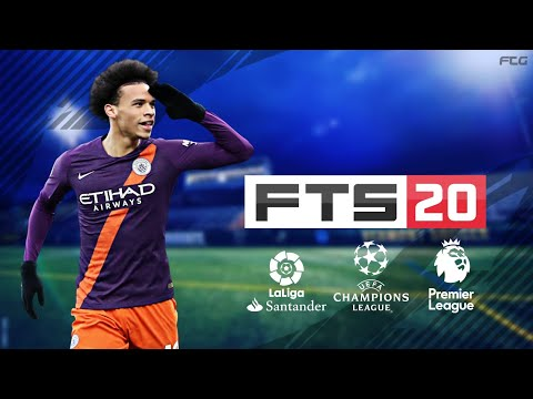 FTS 2020 Android Offline 250 MB HD Graphics First Touch Soccer 2020