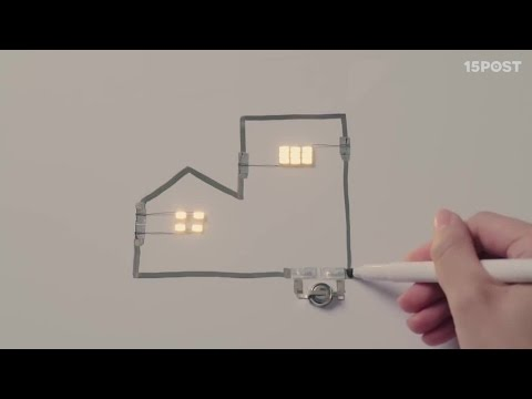 Con este marcador puedes dibujar y crear circuitos el�ctricos a la vez - 15 POST
