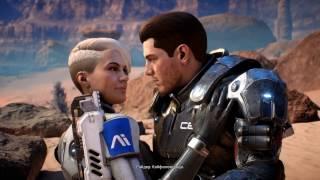 Mass Effect Andromeda – Кора Харпер роман Первый поцелуй