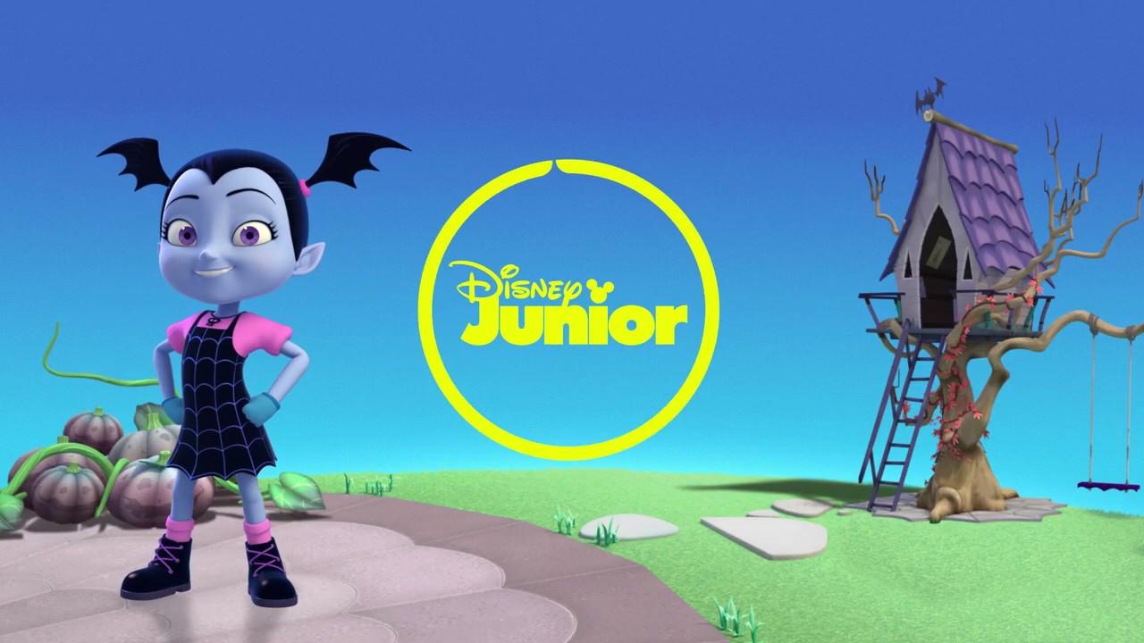 Vampirina | Oh Big Baby Brother 💜 | Disney Junior Arabia