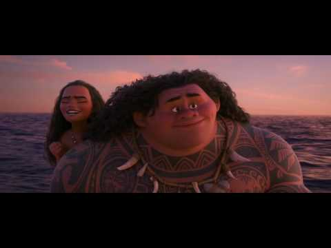 Moana – Champion – Official Disney | HD