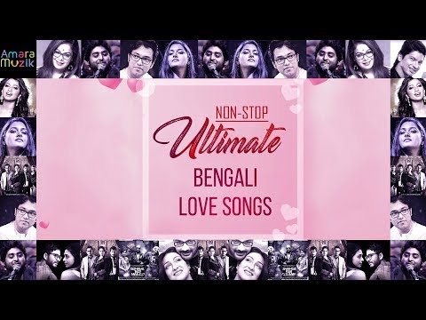 Top Bengali Love Songs | Valentine's Day Special | Non-stop Jukebox
