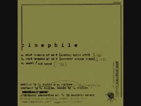 Cinephile - What Becomes Of Us Concrete Orange Remix