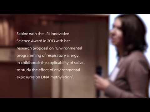 2014 Cefic-LRI Innovative Science Award
