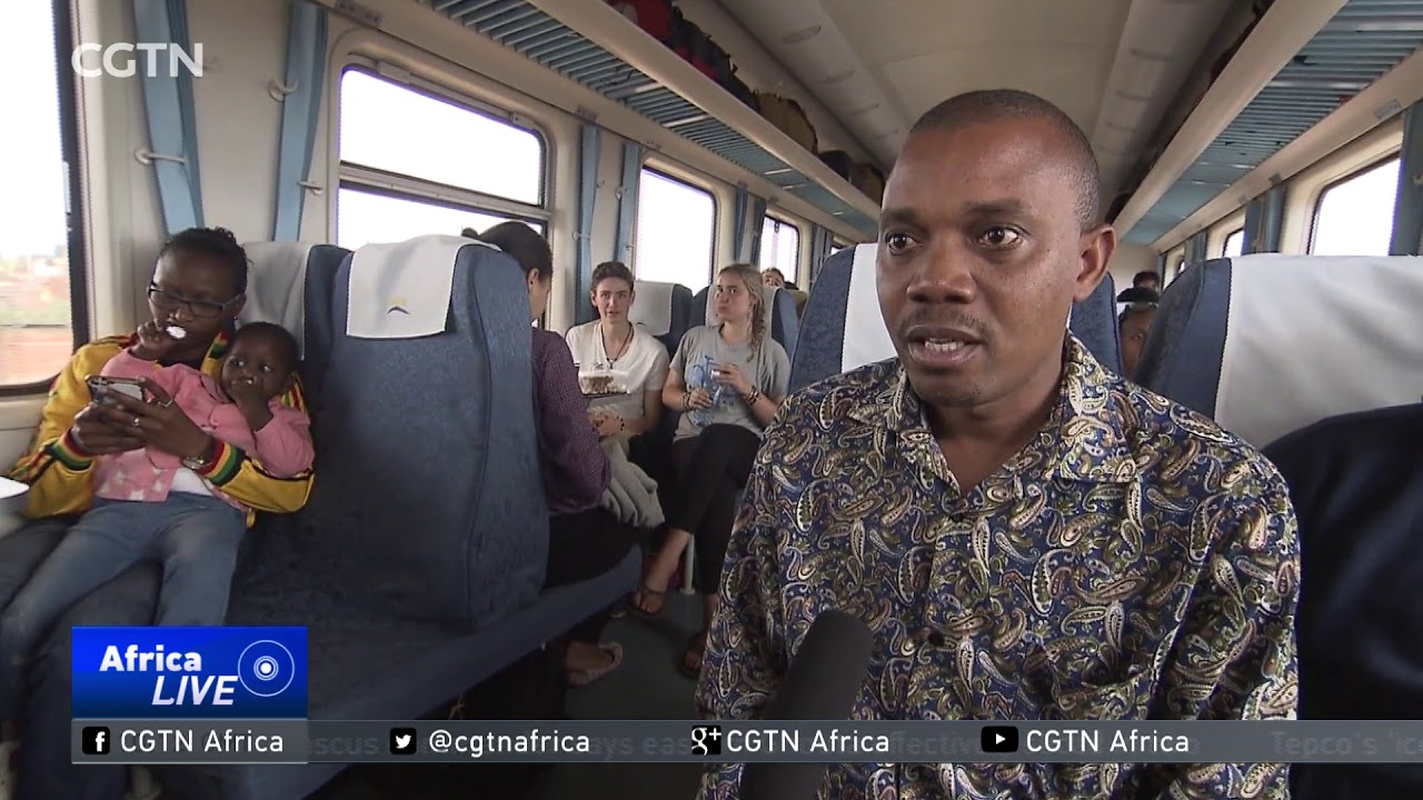 China transforming transport in Africa