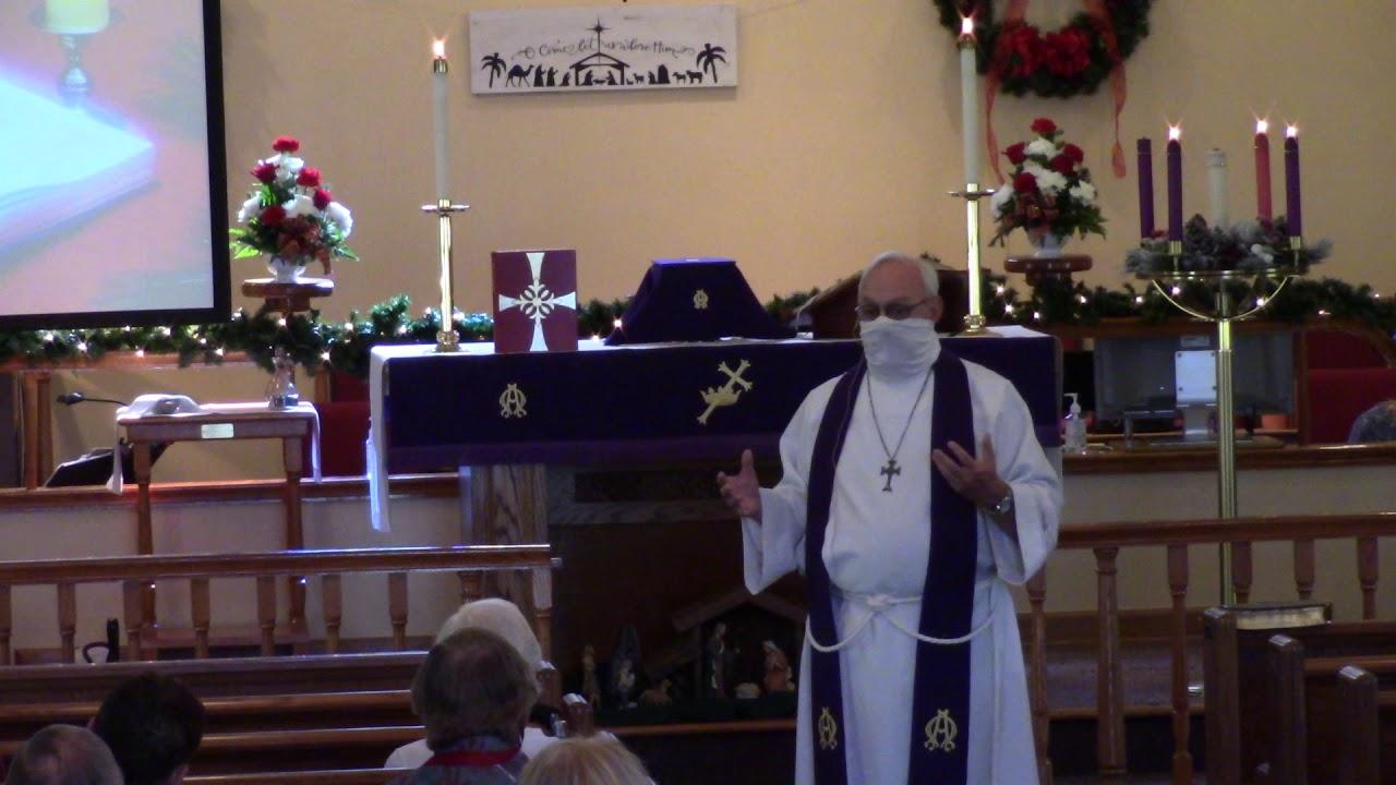 Third Sunday after Advent