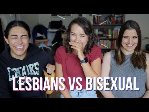 LESBIAN vs BISEXUAL FEAR PONG!! from YouTube · Duration:  12 minutes 13 seconds