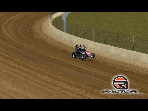 rFactor - SPR POWRi Midgets 2014 - Eldora Speedway
