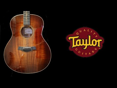 Taylor K28e Koa First Edition Grand Orchestra Acoustic Electric Guitar - Manchester Music Mill